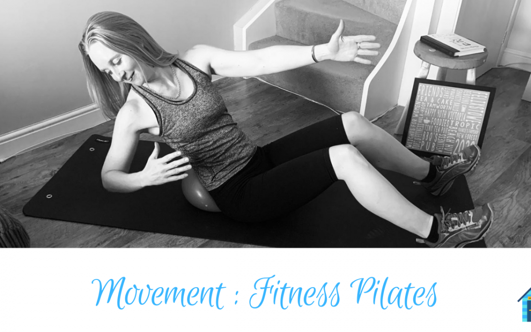 Fitness Pilates Standing Flow III