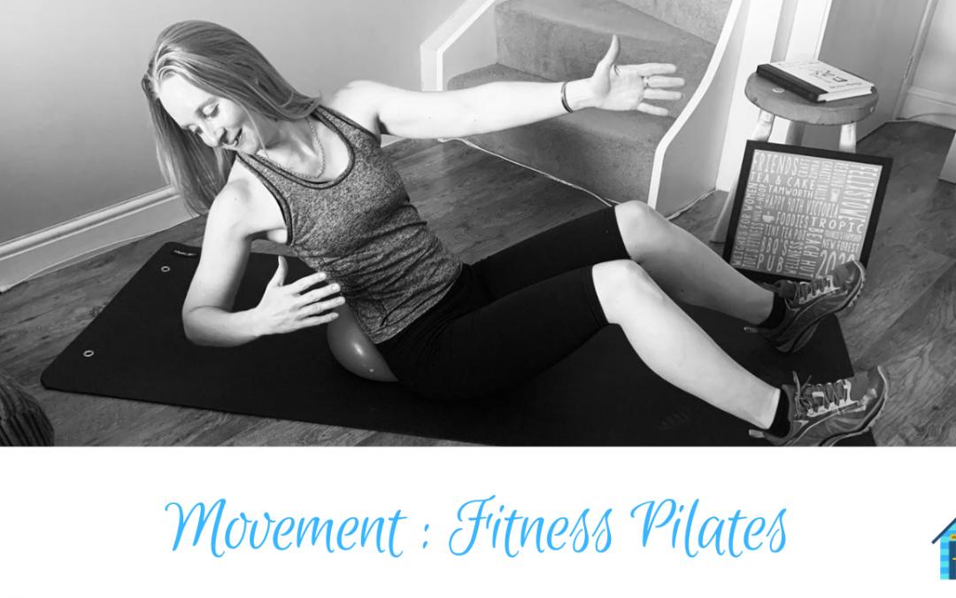 Fitness Pilates Standing Flow III